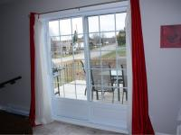 Patio door, Garden patio door with two panels