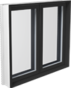 Commercial Auminum windows